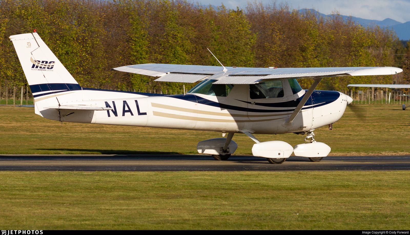 ZK-NAL - Cessna 152 - Nelson Aviation College
