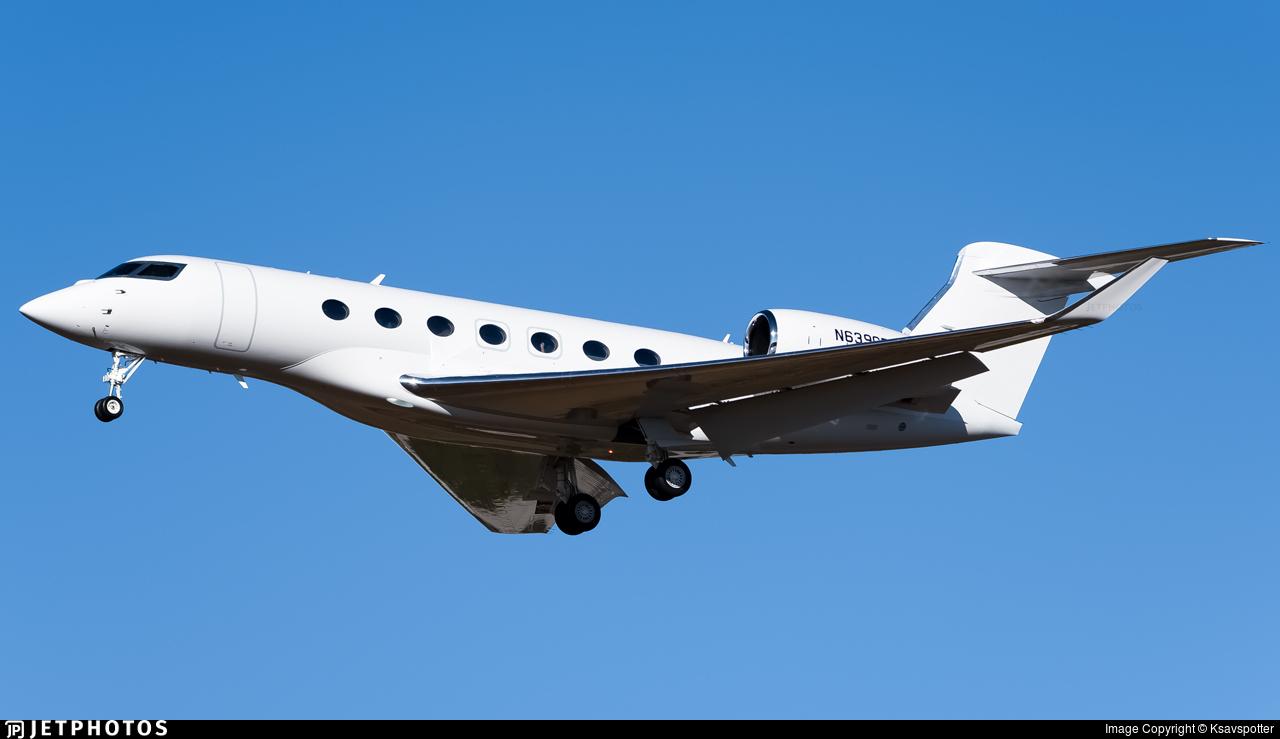 N639GD - Gulfstream G600 - Gulfstream Aerospace