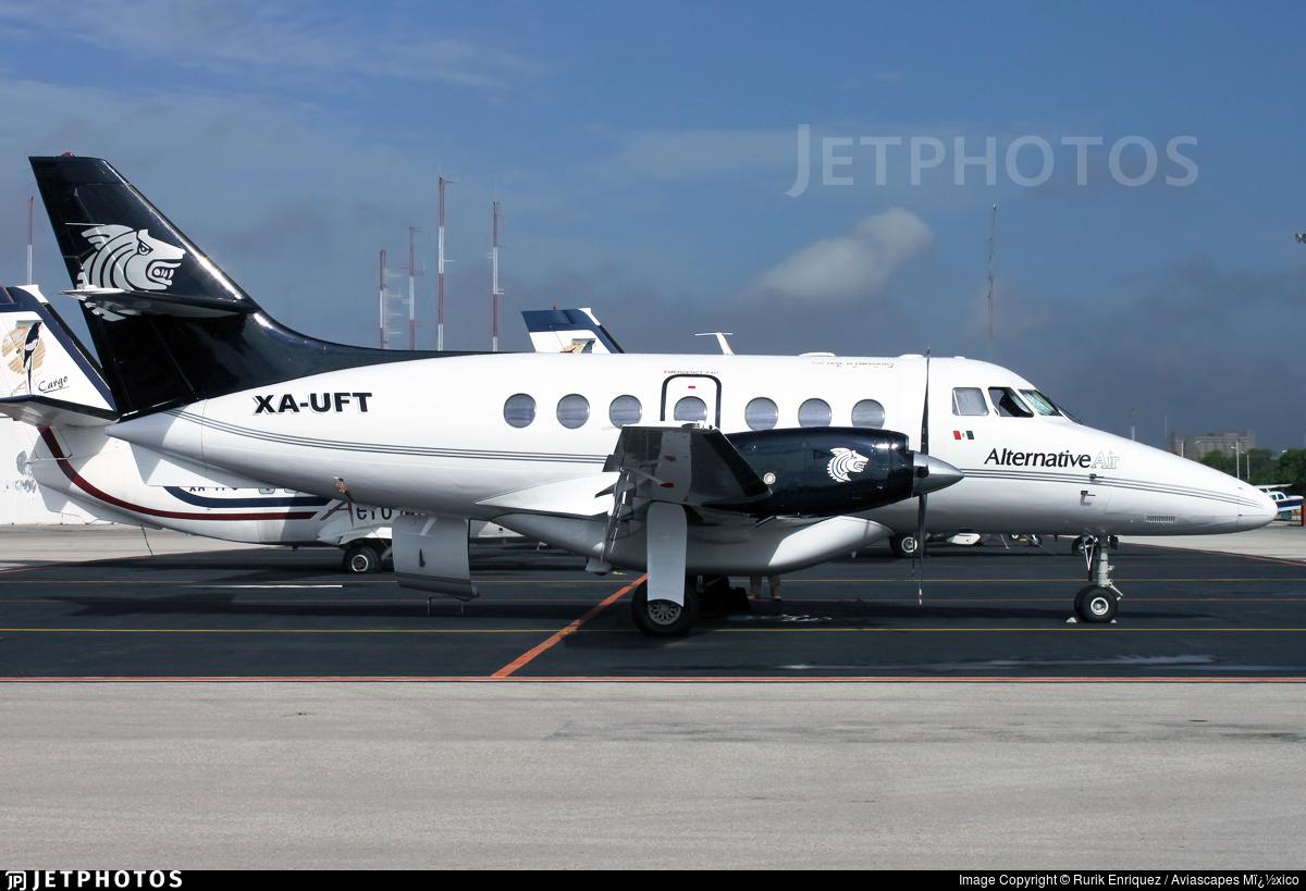 XA-UFT - British Aerospace Jetstream 32 - Alternative Air