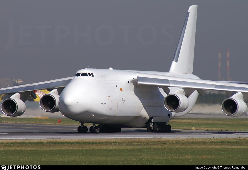 UR-ZYD - Antonov An-124-100 Ruslan - Experts Commercial Agencies