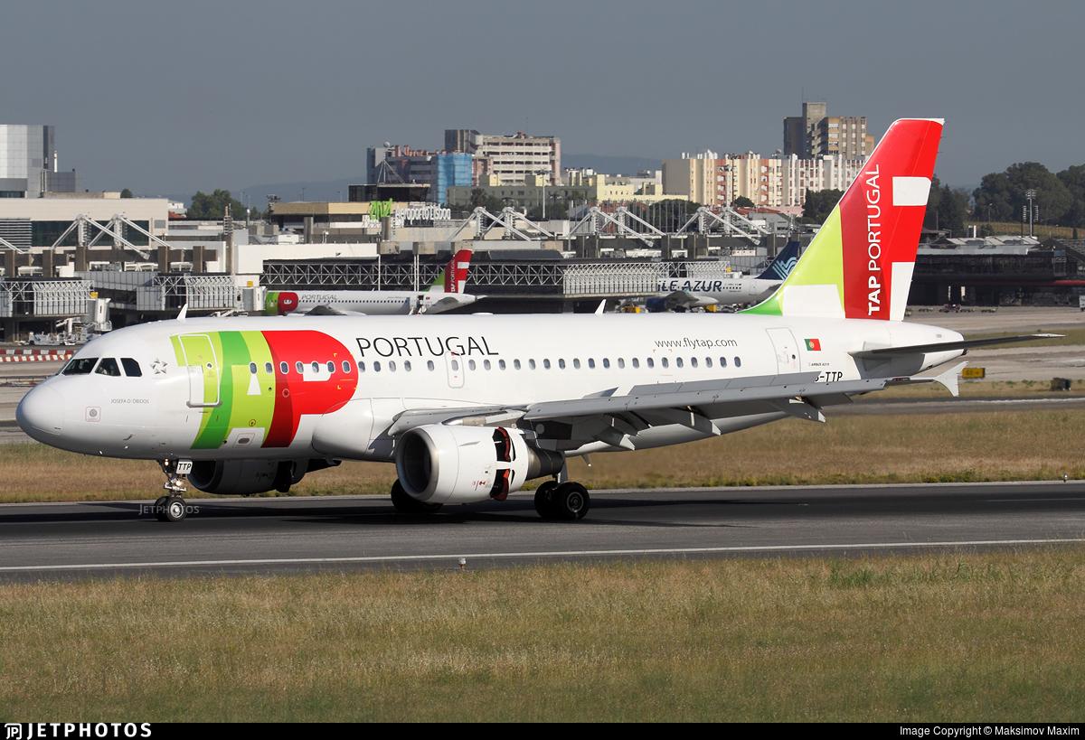 CS-TTP - Airbus A319-111 - TAP Portugal