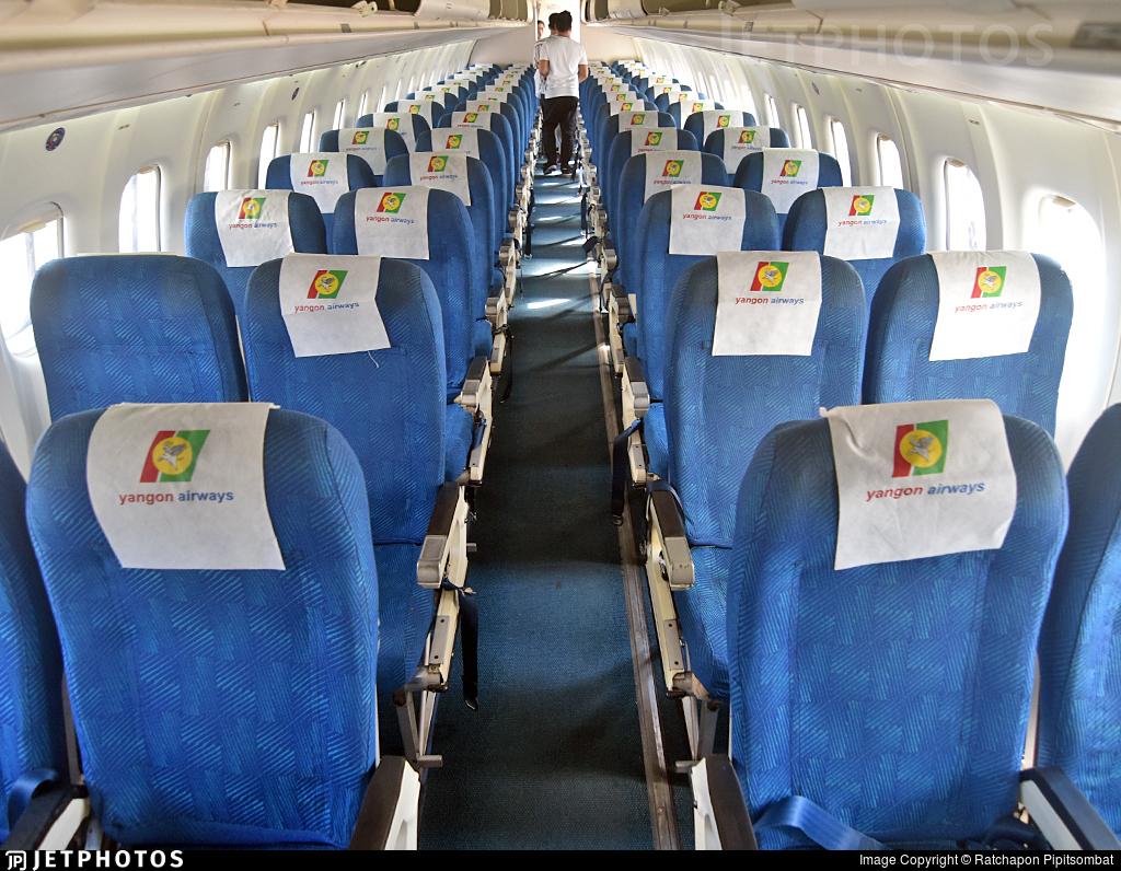 XY-AIN - ATR 72-212 - Yangon Airways