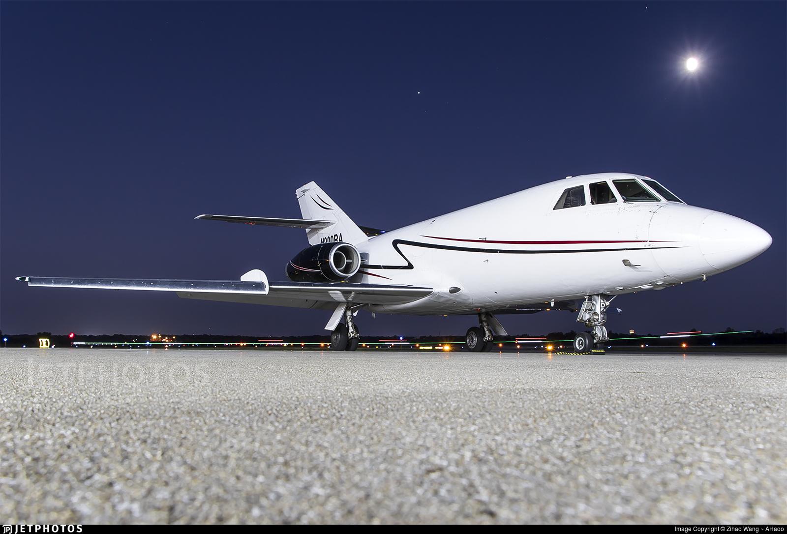 N900RA - Dassault Falcon 20 - Royal Air Charter
