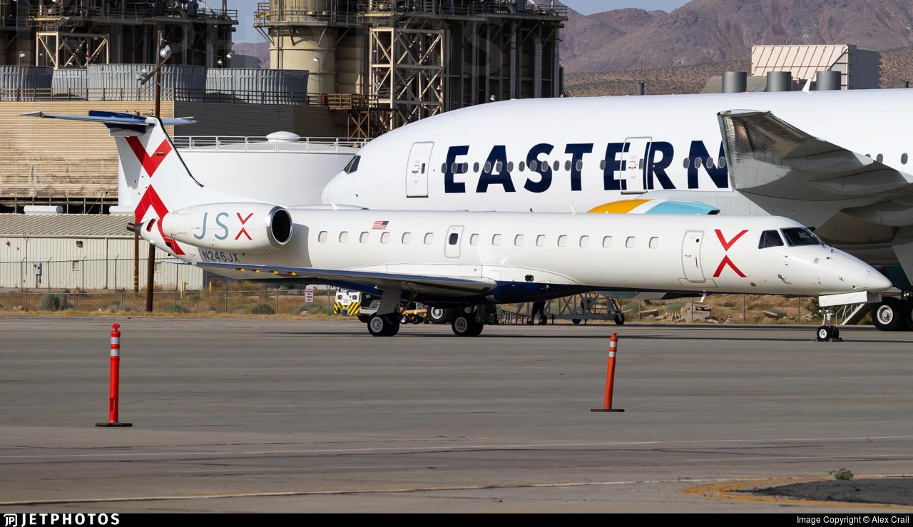 N246JX - Embraer ERJ-145LR - JetSuiteX