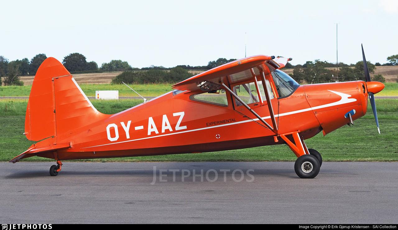 OY-AAZ - SAI KZ VIIU-4 lærke - Private