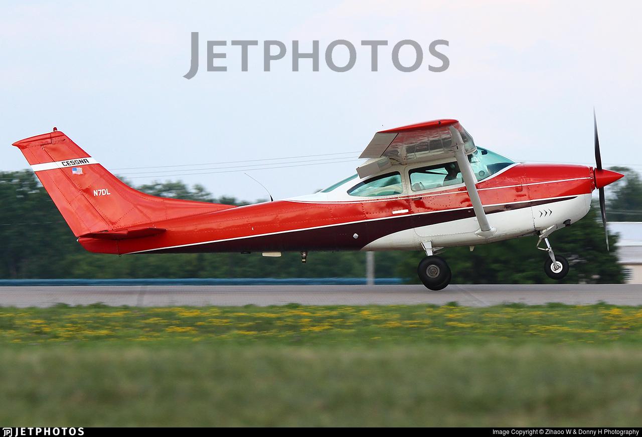 N7DL - Cessna 182M Skylane - Private