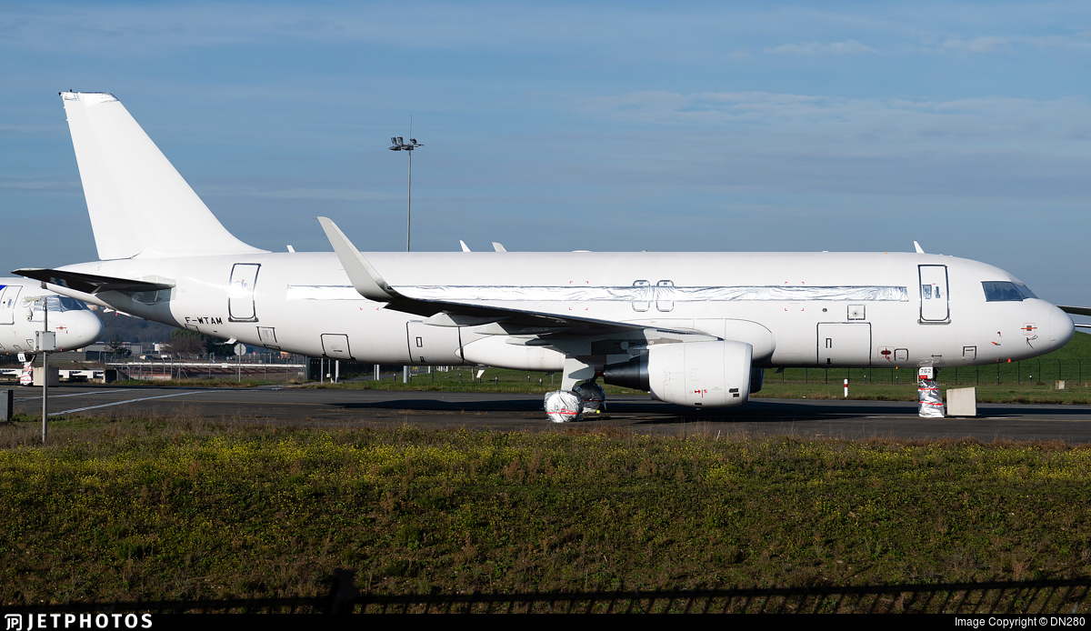 F-WTAM - Airbus A320-214 - Airbus Industrie
