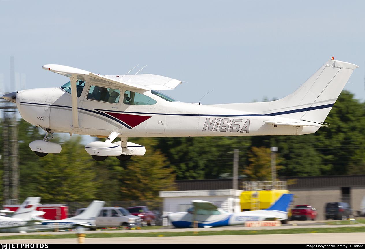 N165A - Cessna 182Q Skylane - Private
