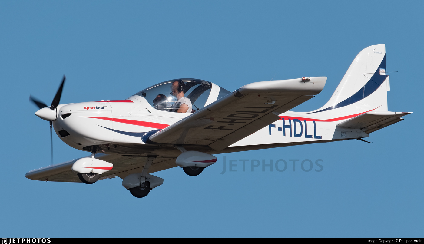 F-HDLL - Evektor-Aerotechnik SportStar RTC - Private