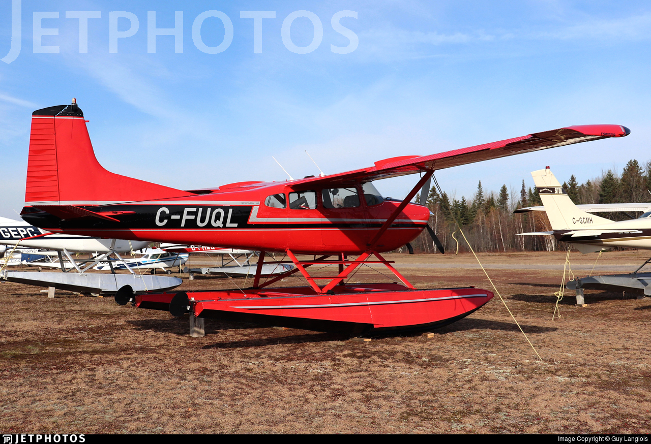 C-FUQL - Cessna A185E Skywagon - Private
