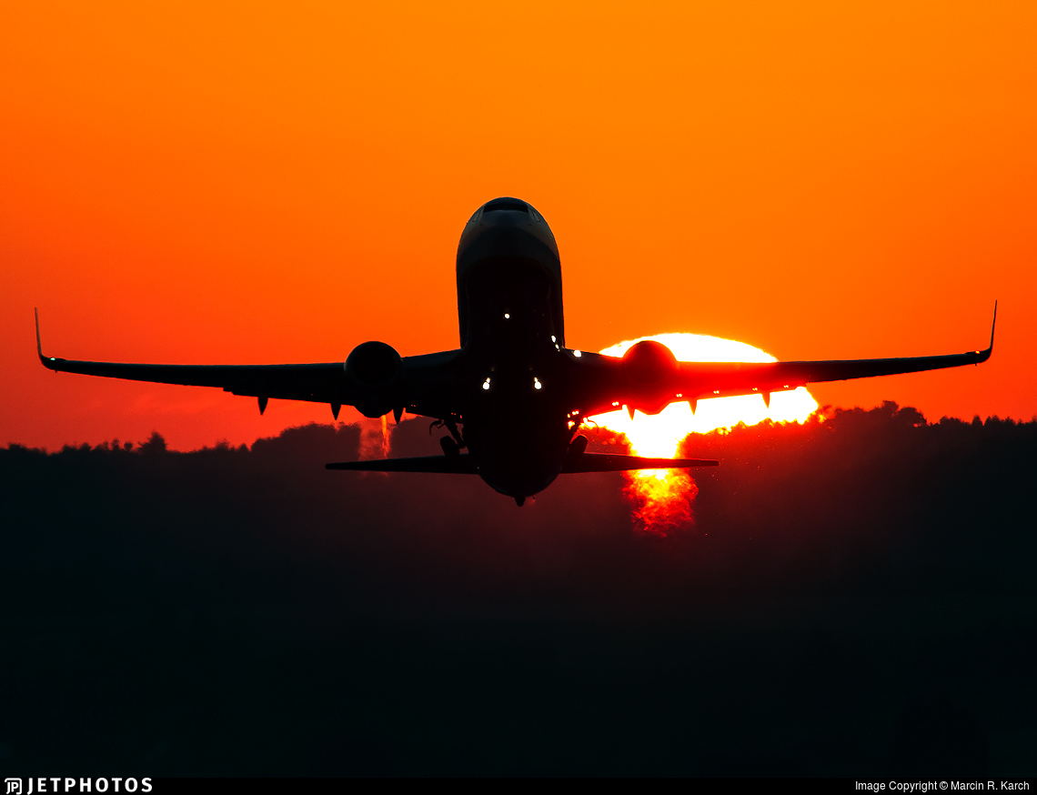 EI-FTZ - Boeing 737-8AS - Ryanair