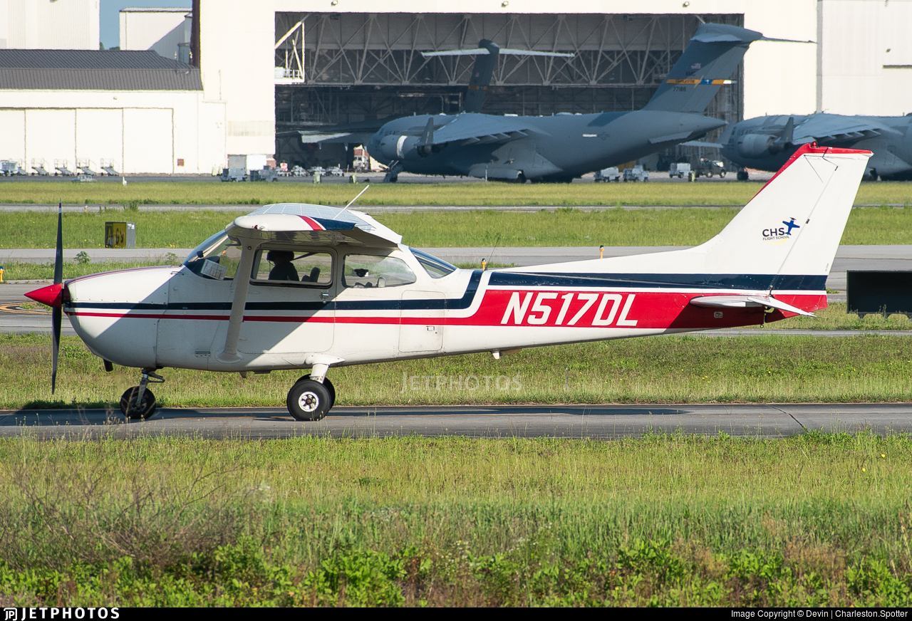 N517DL - Cessna 172N Skyhawk - CHS Flight School