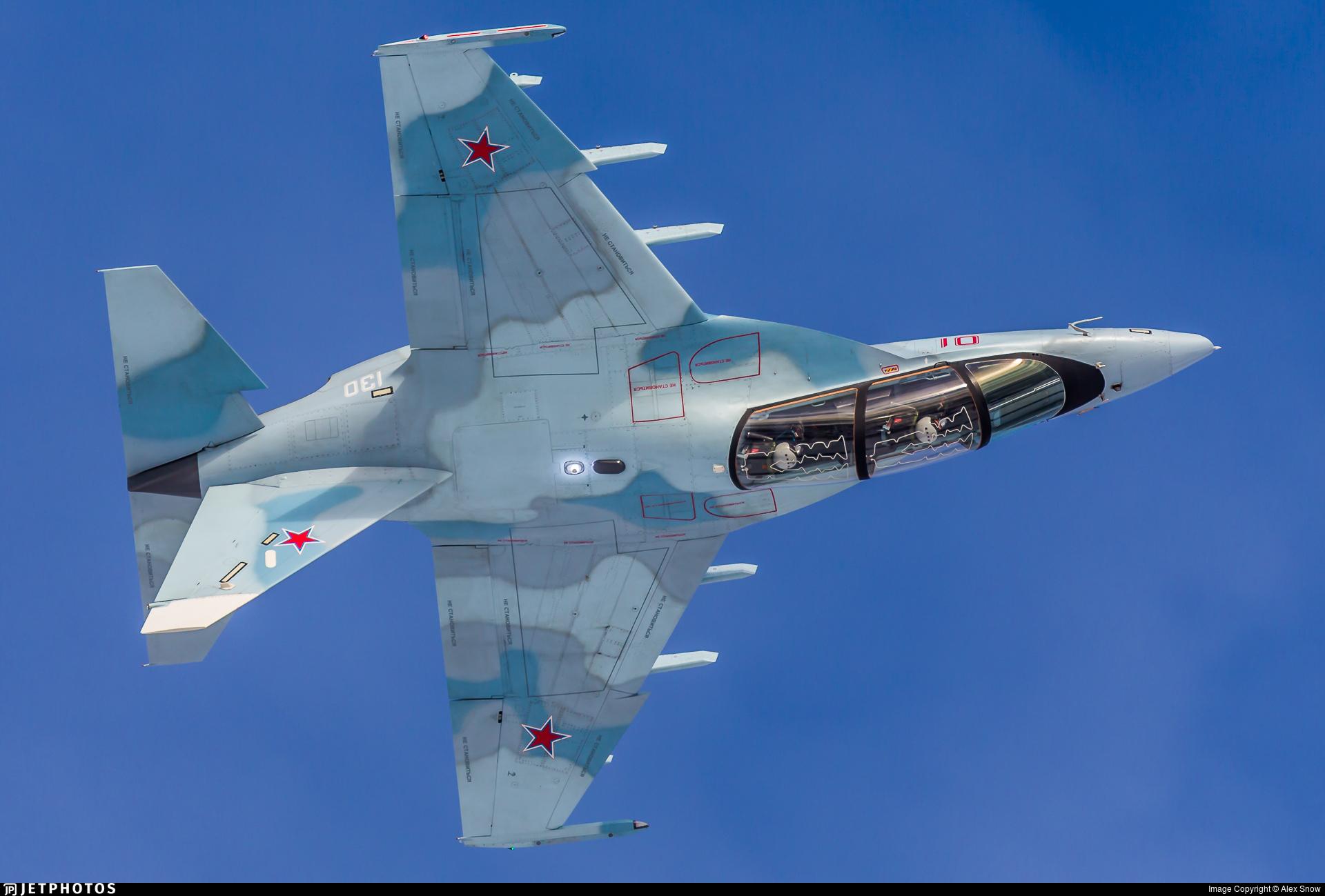 130 - Yakovlev Yak-130 - Yakovlev Design Bureau