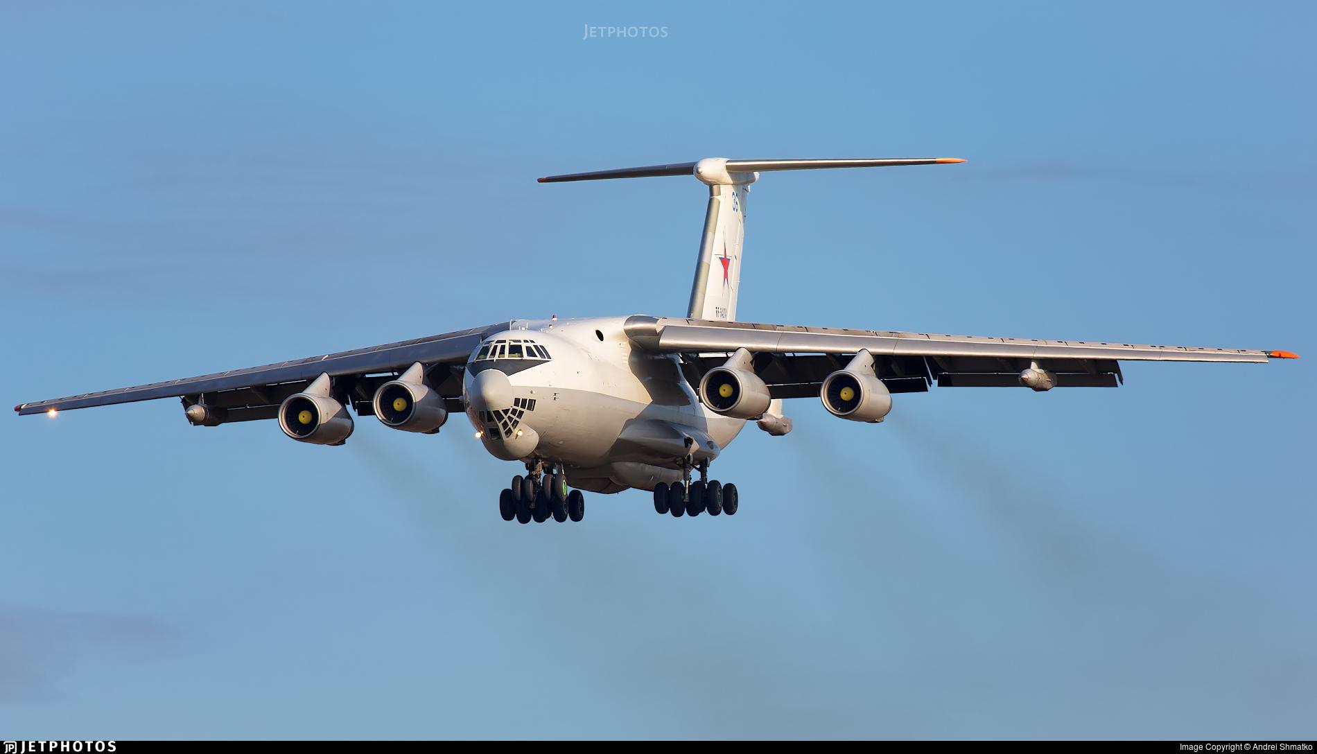 RF-94274 - Ilyushin IL-78M Midas - Russia - Air Force