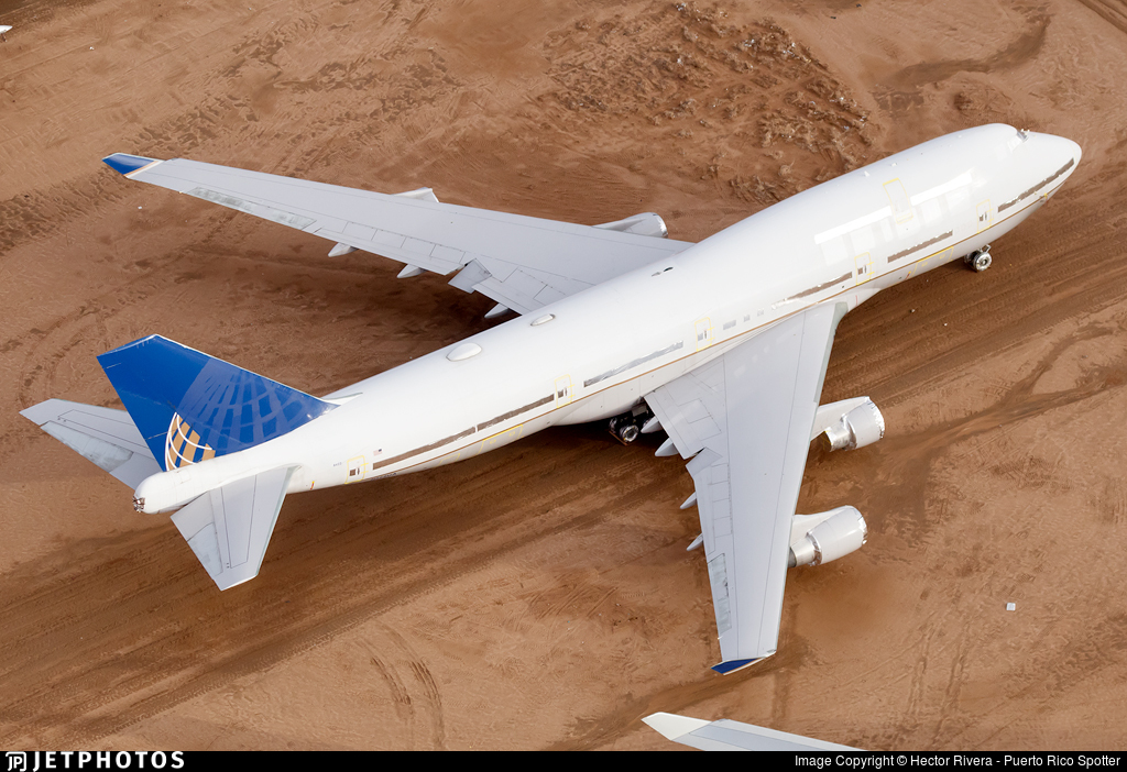 N122UA - Boeing 747-422 - Untitled