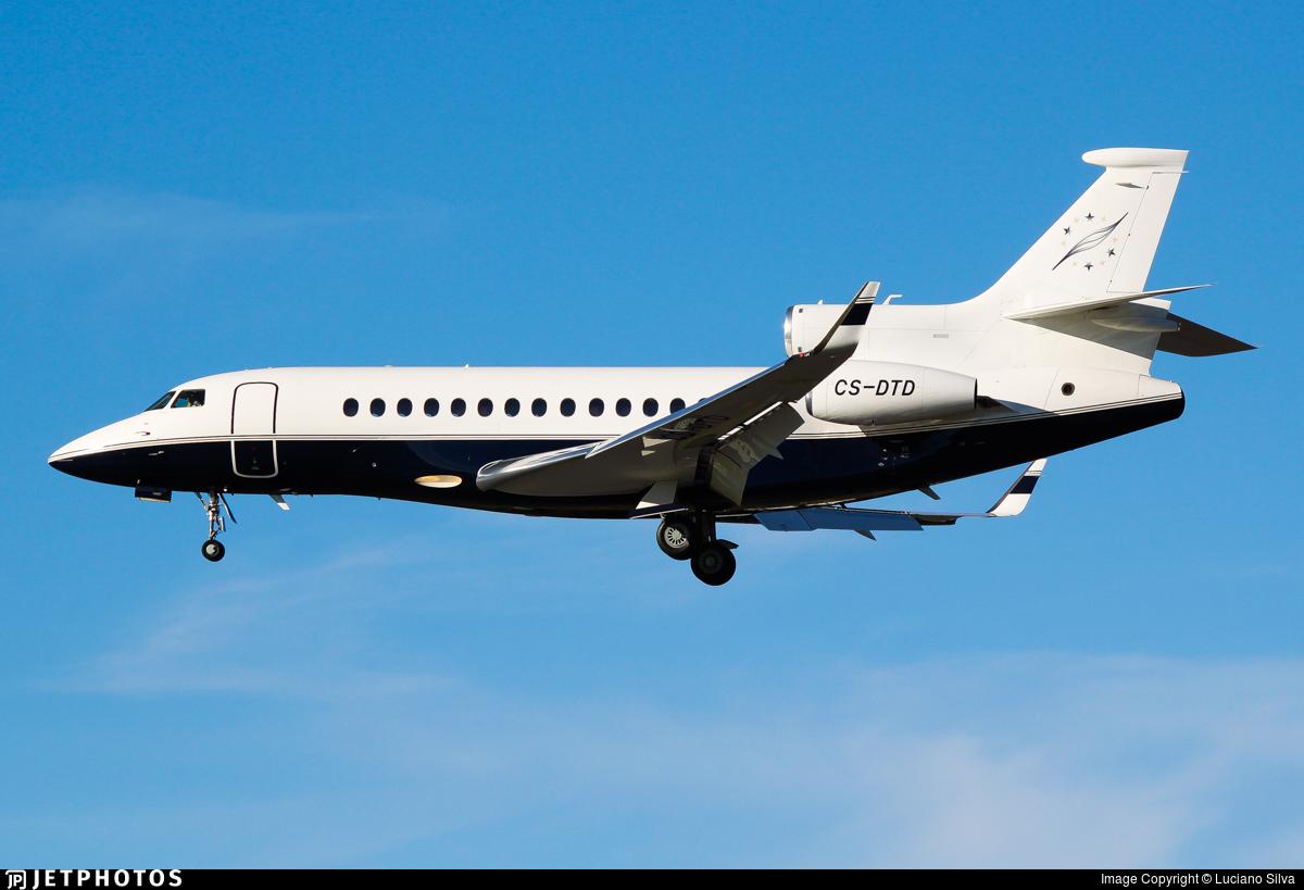 CS-DTD - Dassault Falcon 7X - MasterJet