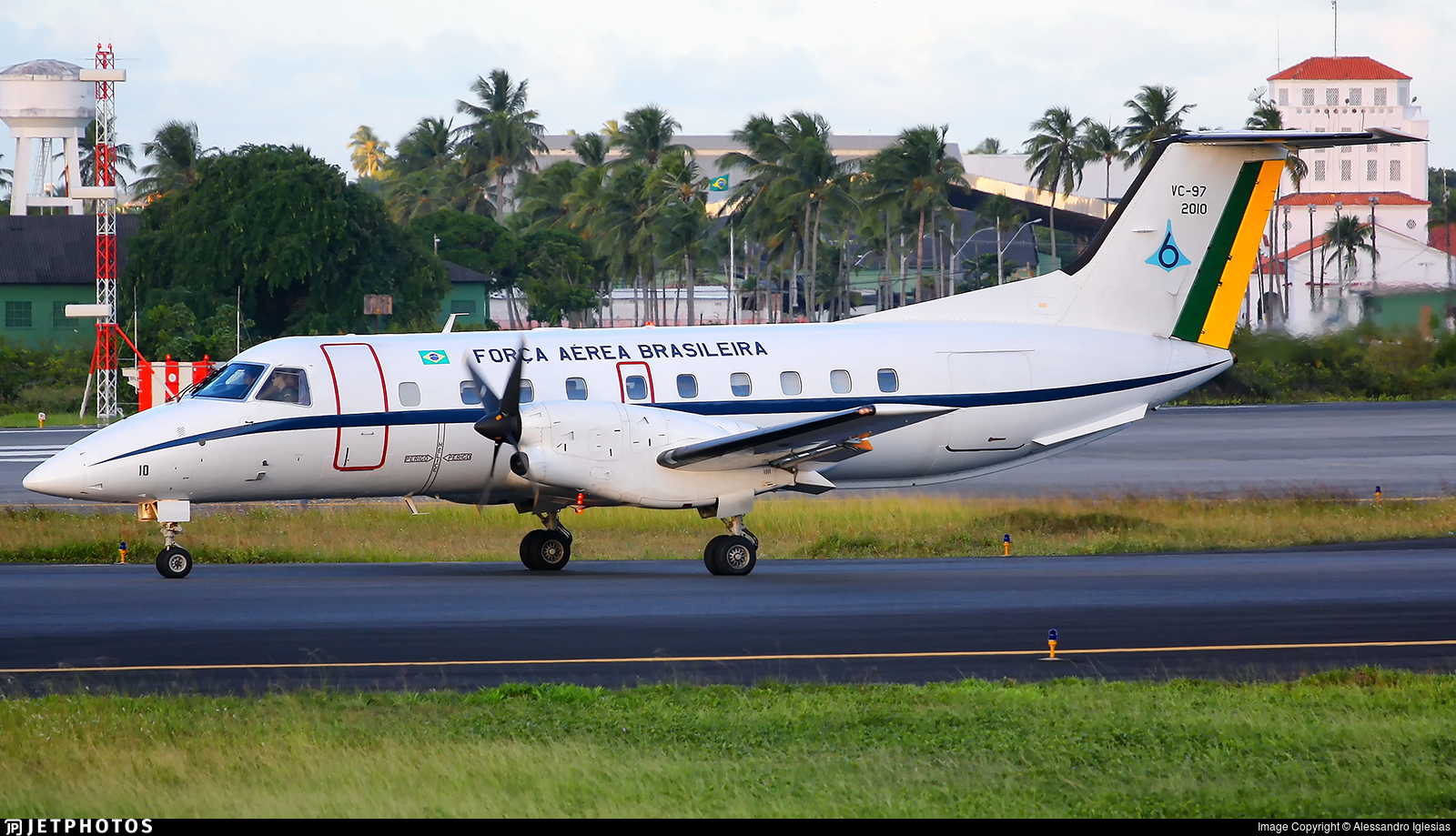 FAB2010 - Embraer VC-97 Brasilia - Brazil - Air Force