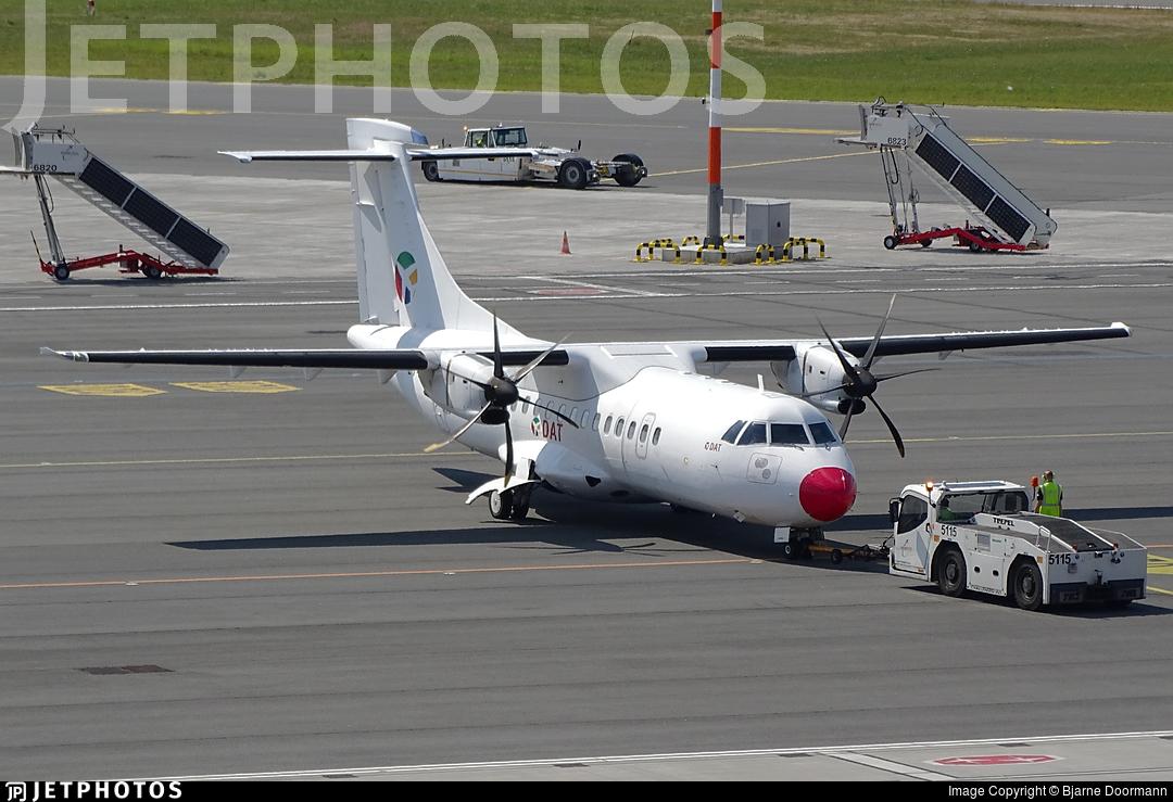 LY-DAT - ATR 42-500 - Danish Air Transport (DAT)