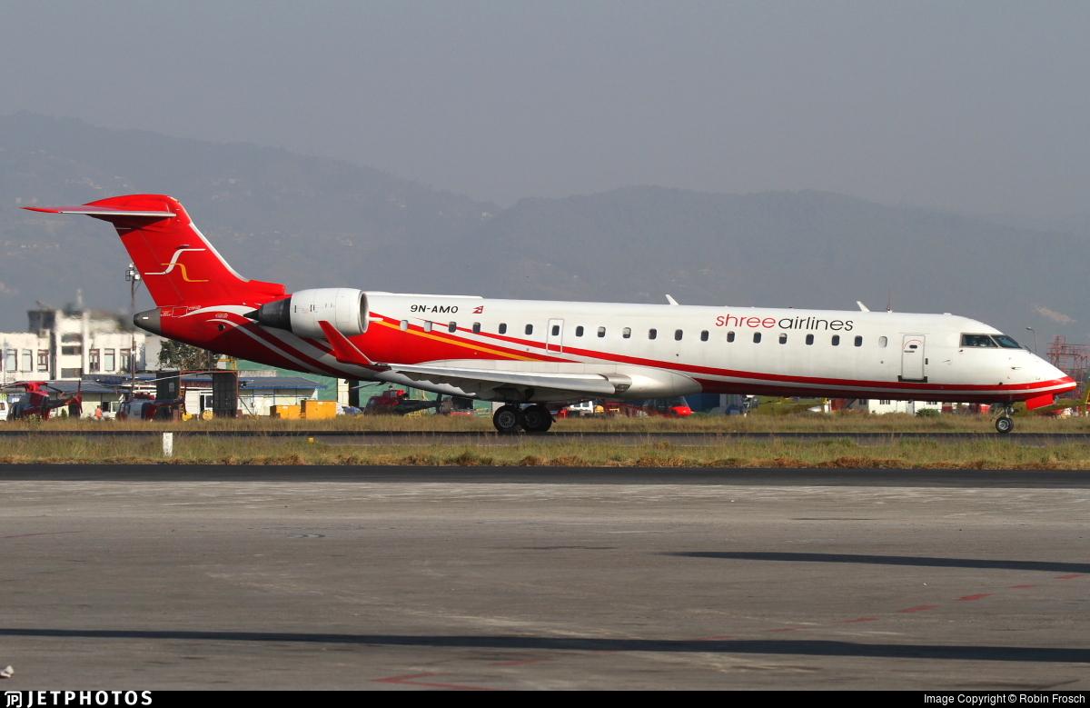 9N-AMO - Bombardier CRJ-701ER - Shree Airlines