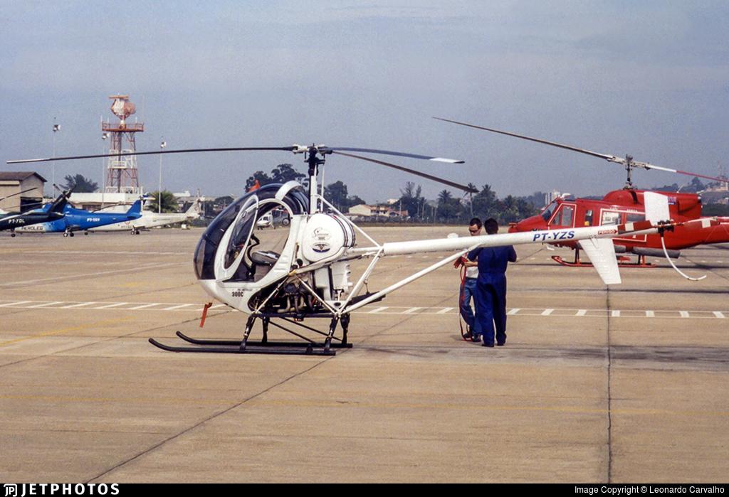 PT-YZS - Schweizer 300C - Private