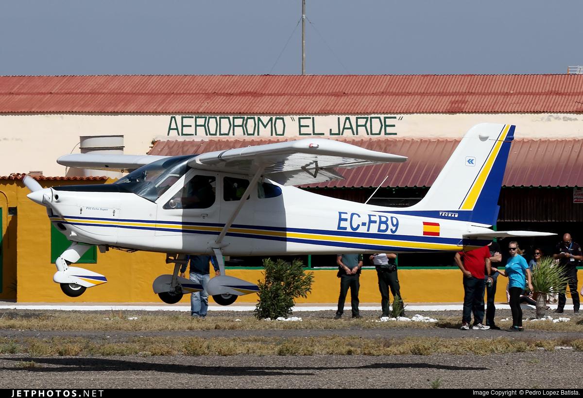EC-FB9 - Tecnam P92 Echo JS - Private