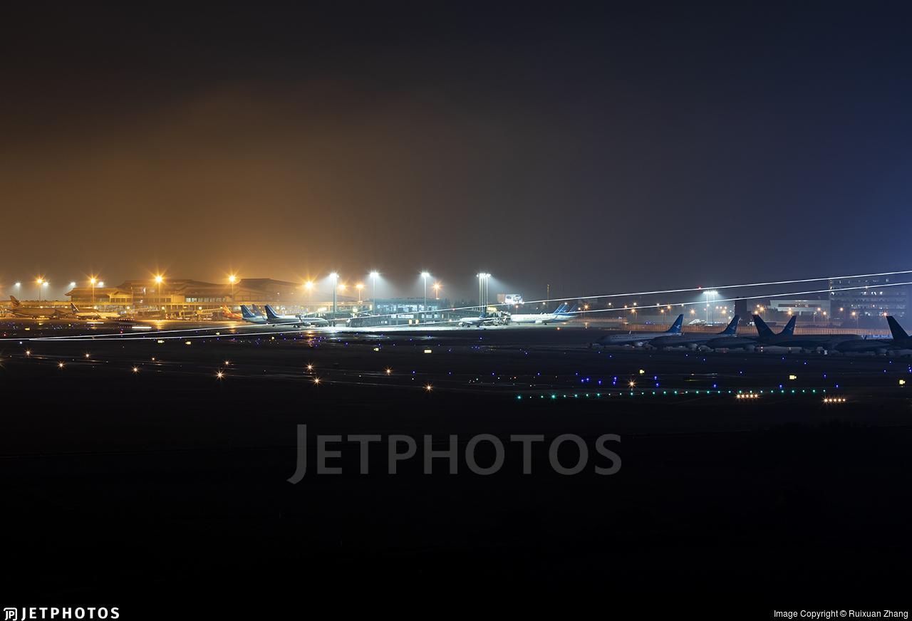 ZSFZ - Airport - Airport Overview