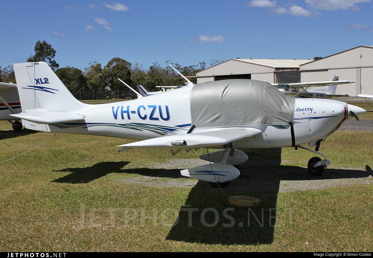 VH-CZU - Liberty XL2 - Private