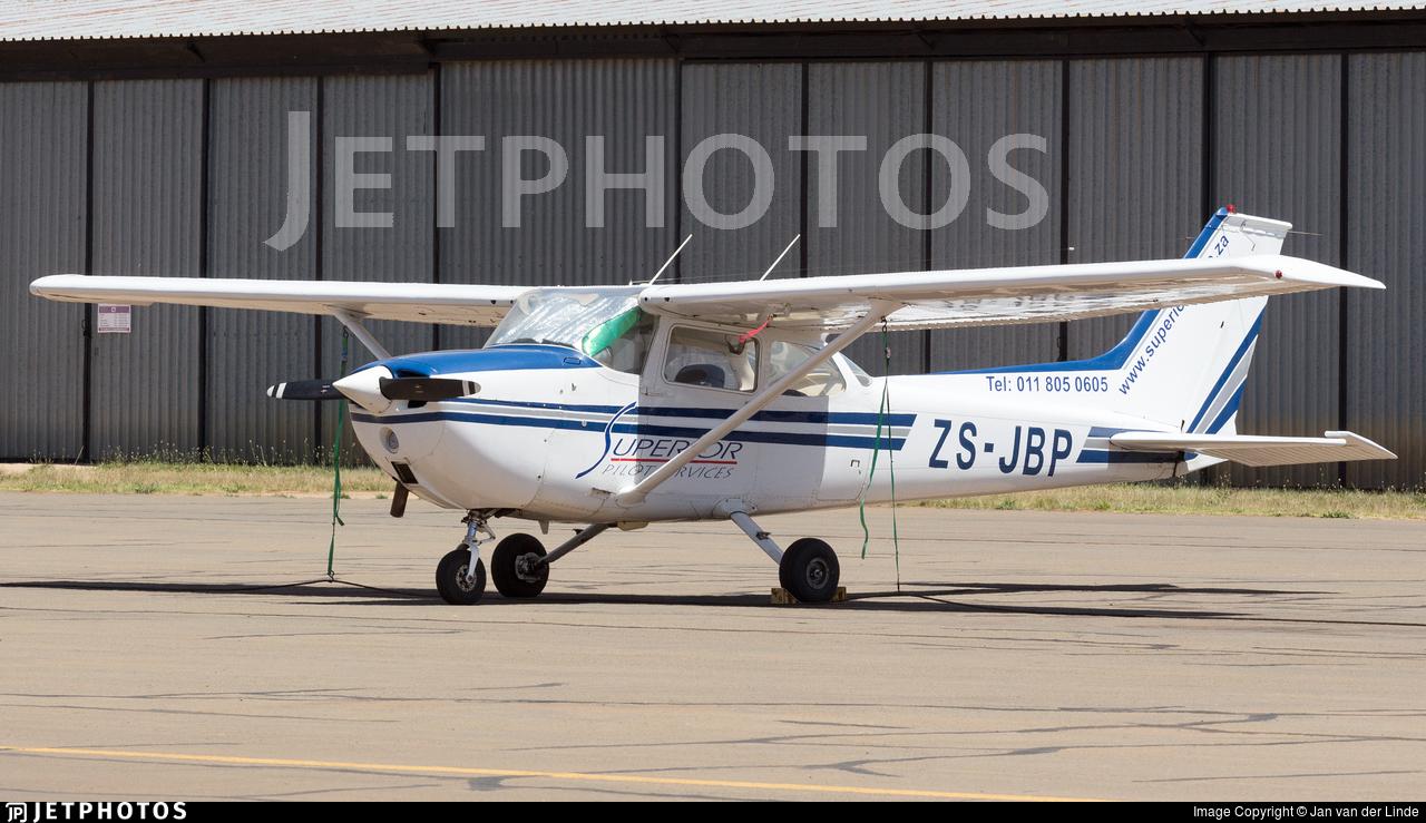 ZS-JBP - Cessna 172M Skyhawk - Private