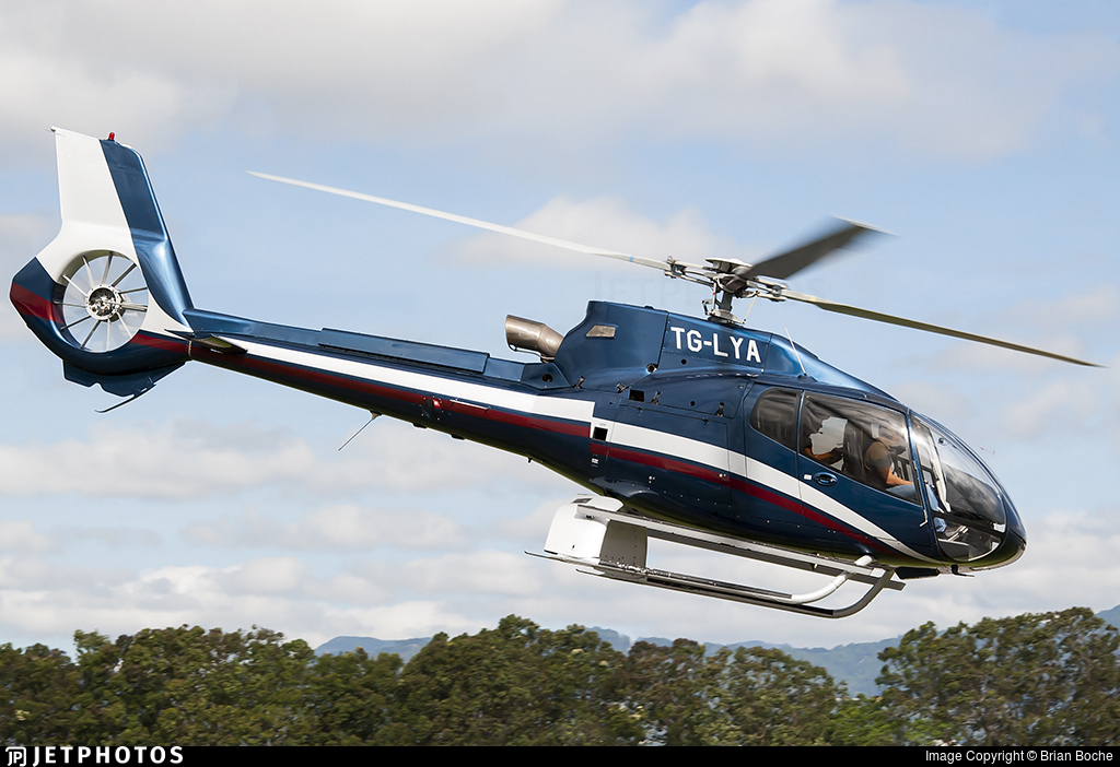 TG-LYA - Airbus Helicopters H130 T2 - Private