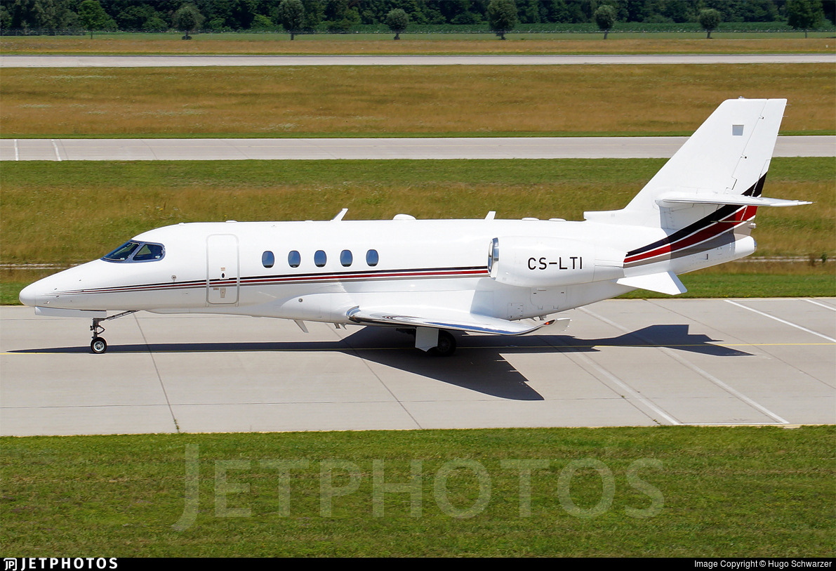 CS-LTI - Cessna Citation Latitude - NetJets Europe
