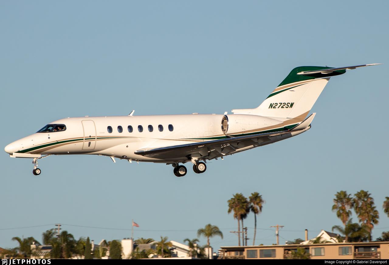 N272SW - Cessna Citation Longitude - Textron Aviation