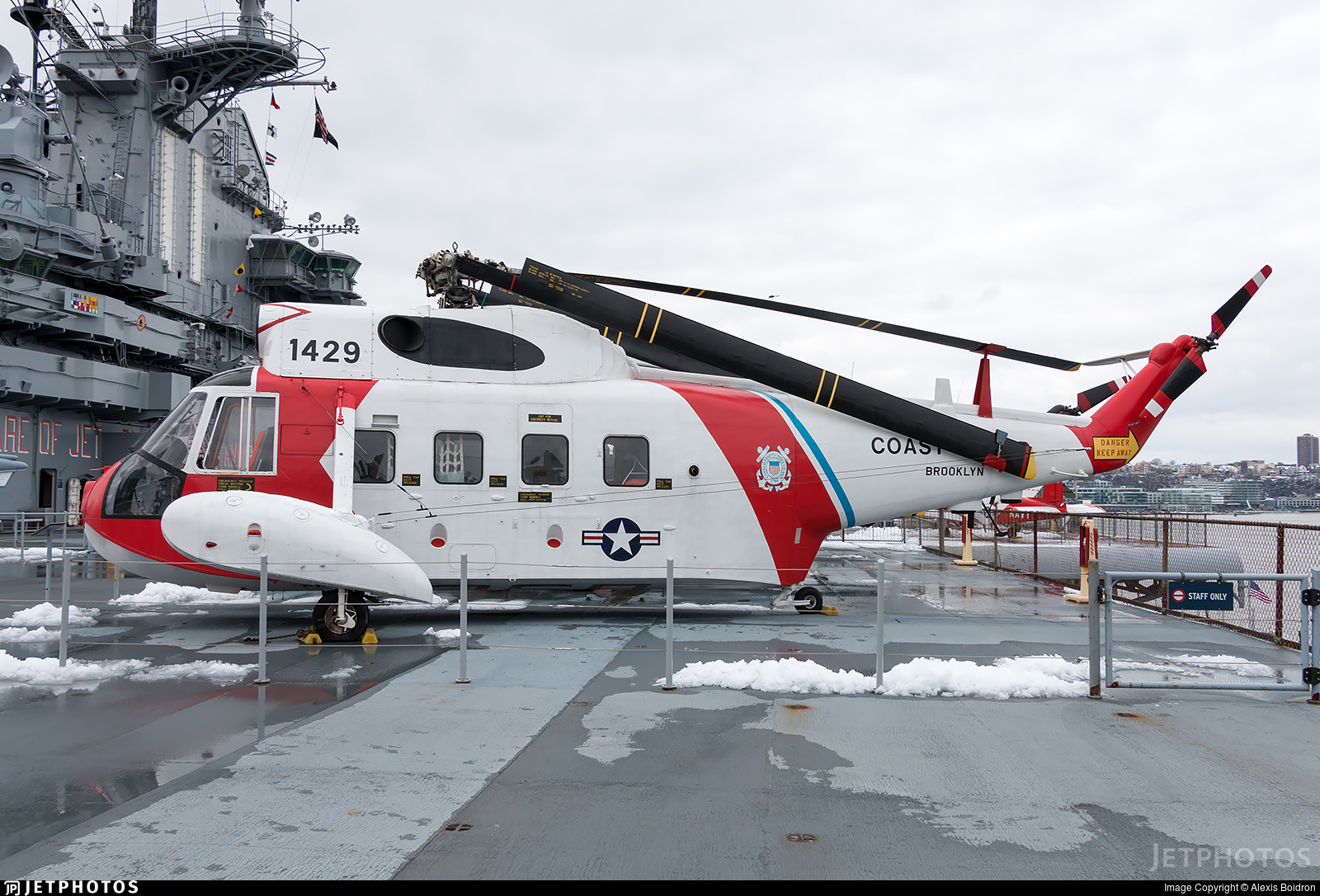 1429 - Sikorsky HH-52A Sea Guard - United States - US Coast Guard (