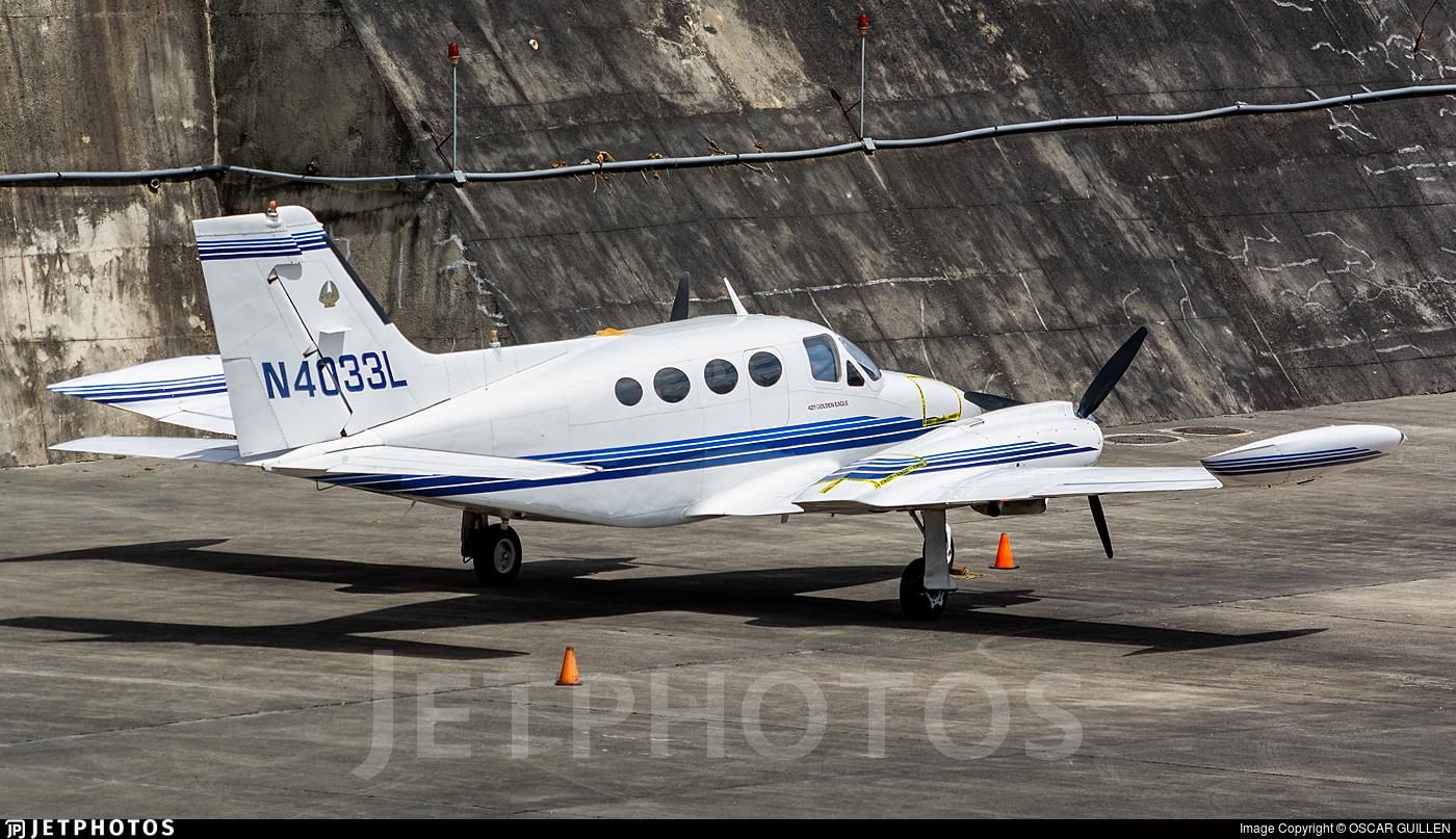 N4033L - Cessna 421 Golden Eagle - Private