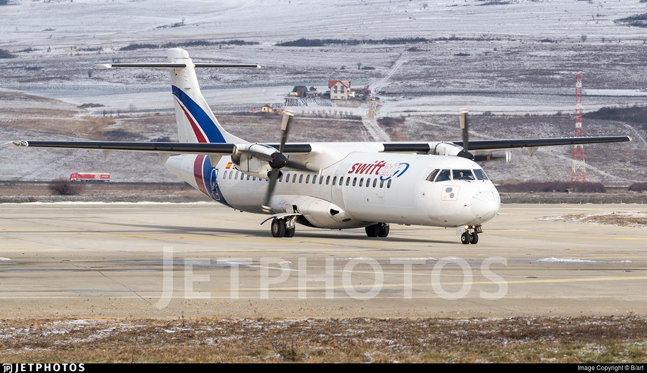 EC-KIZ - ATR 72-202(F) - Swiftair