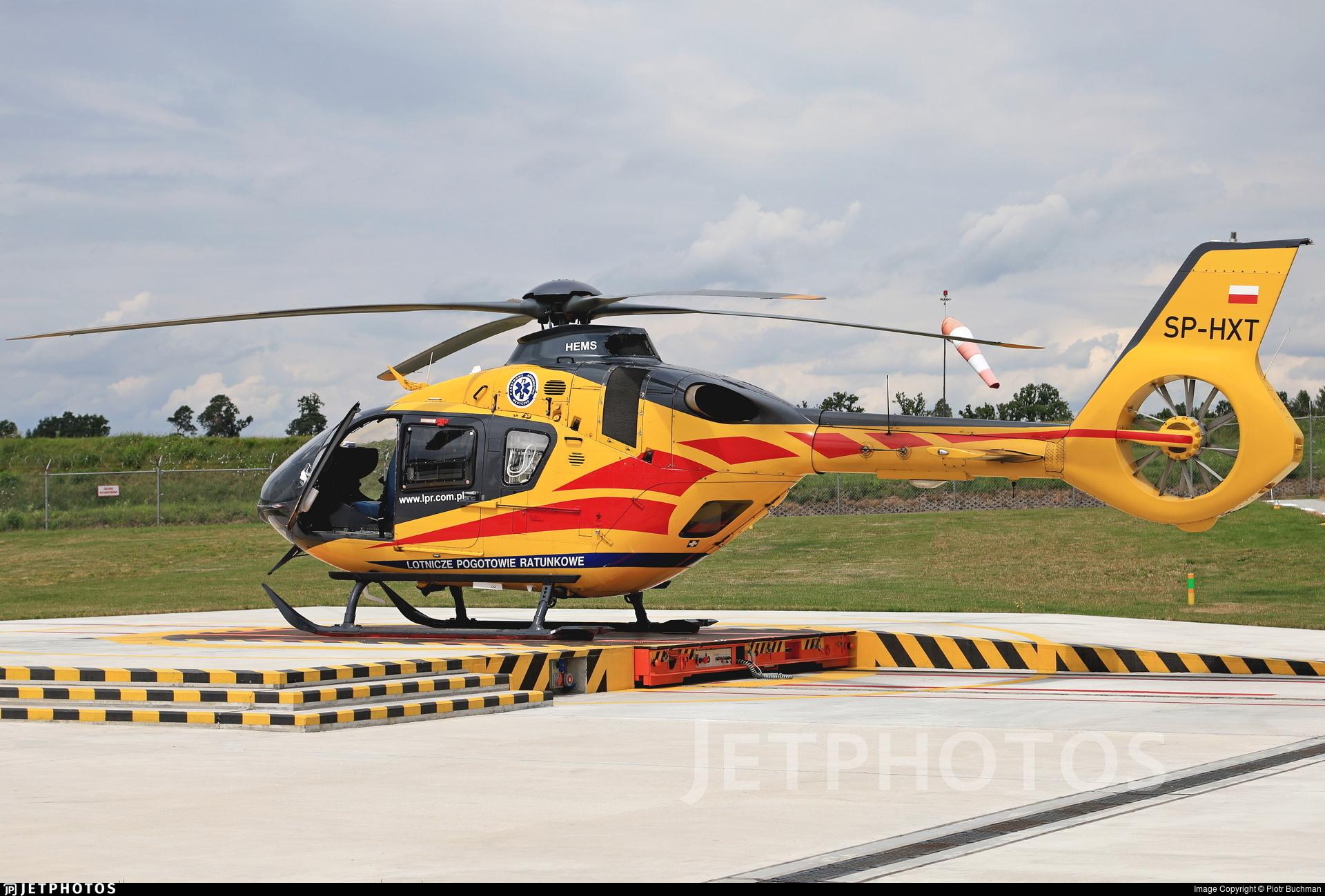 SP-HXT - Eurocopter EC 135P3 - Poland - Medical Air Rescue