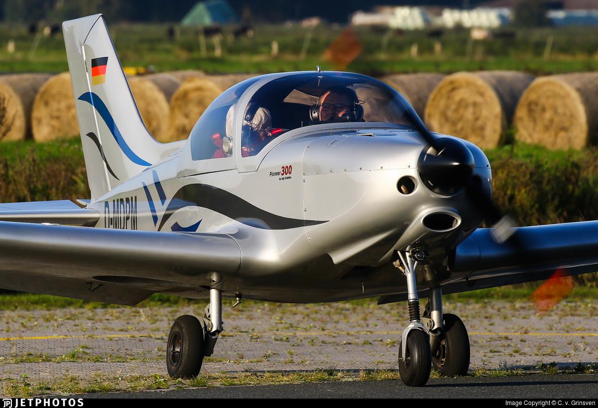 D-MDPM - Alpi Pioneer 300 - Private