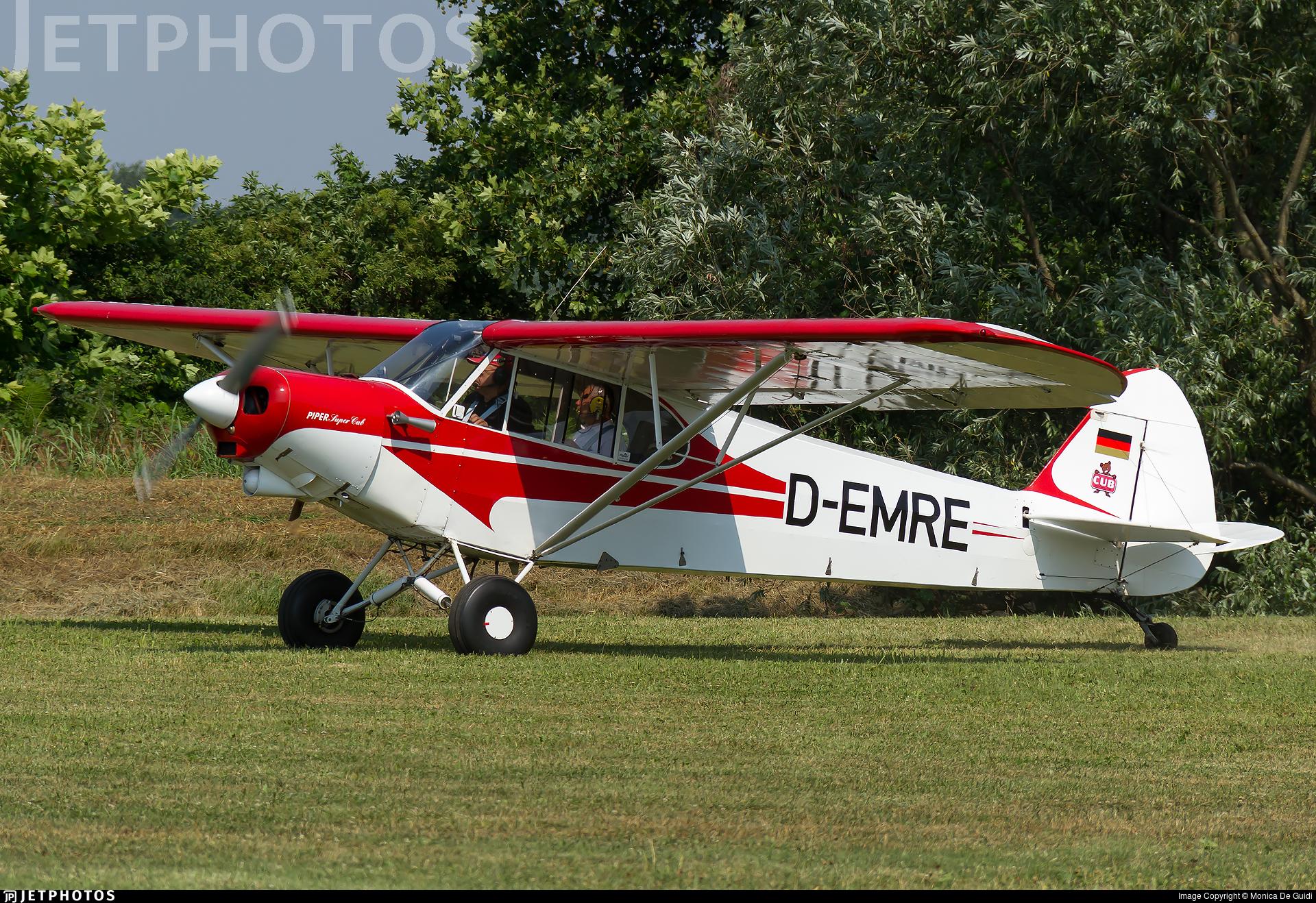 D-EMRE - Piper PA-18-150 Super Cub - Private