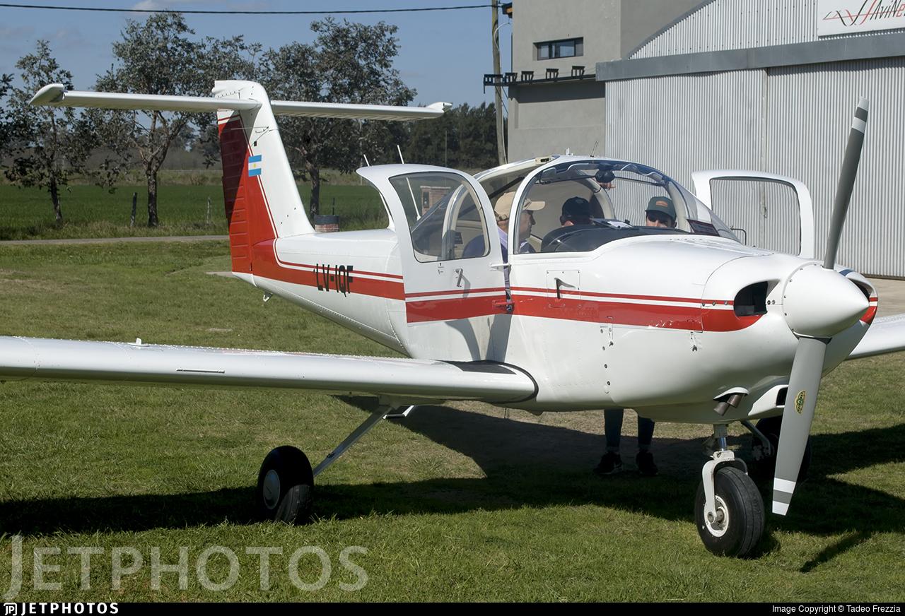 LV-IQF - Piper PA-38-112 Tomahawk - Private