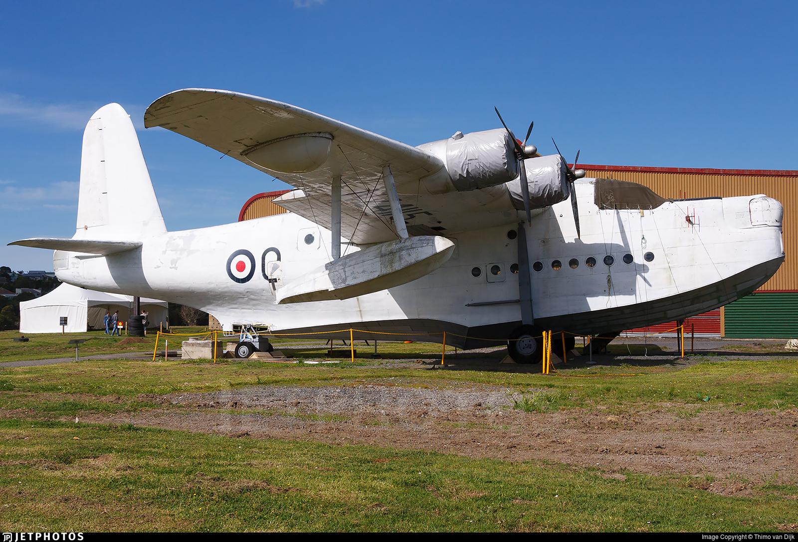 NZ4115 - Short Sunderland MR.5 - New Zealand - Royal New Zealand Air Force (RNZAF)