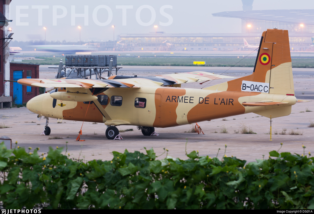 B-0ACC - Harbin Y-12E - Harbin Aircraft Manufacturing Corporation (HAMC)