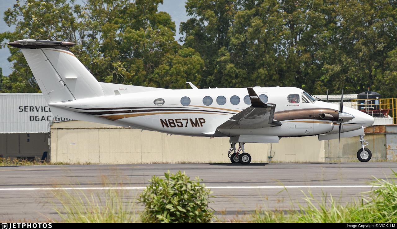 N857MP - Beechcraft B200GT Super King Air - Textron Aviation