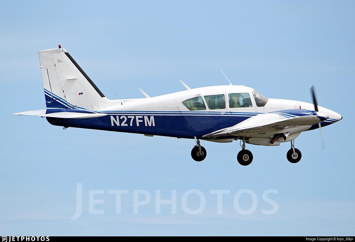 N27FM - Piper PA-23-250 Aztec - Private