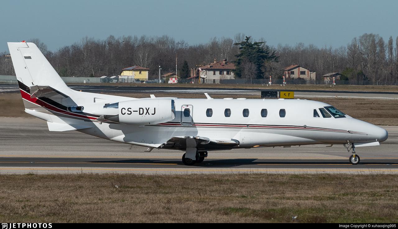 CS-DXJ - Cessna 560XL Citation XLS - NetJets Europe