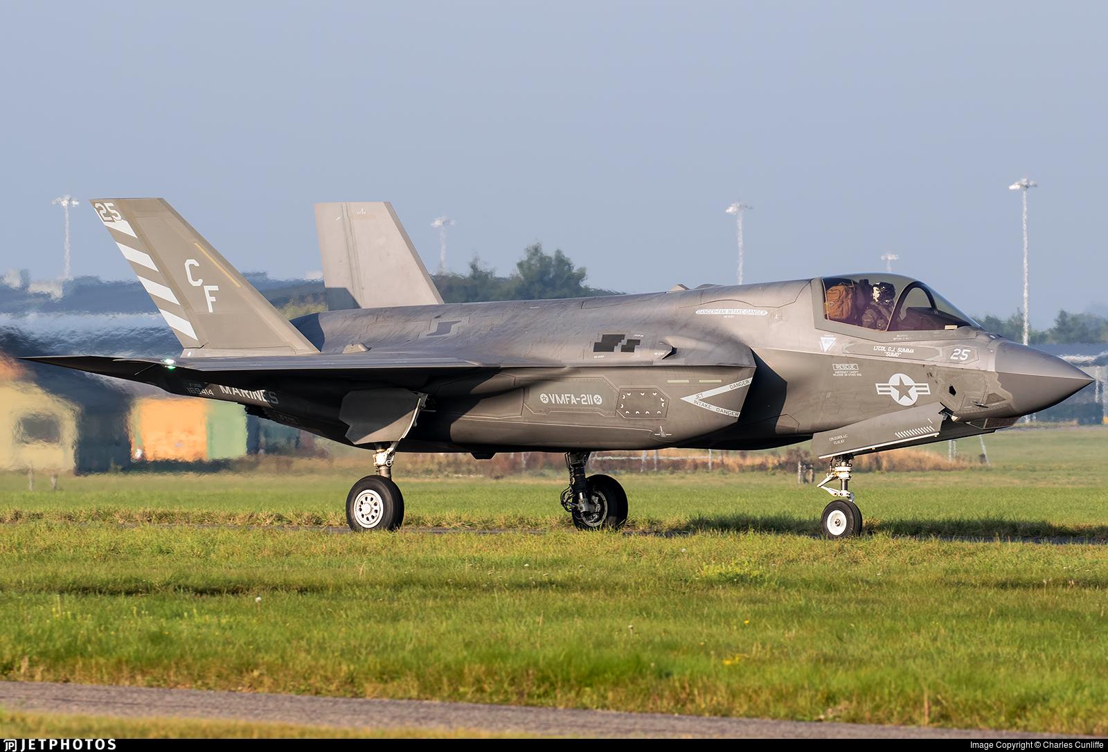 169414 - Lockheed Martin F-35B Lightning II - United States - US Marine Corps (USMC)