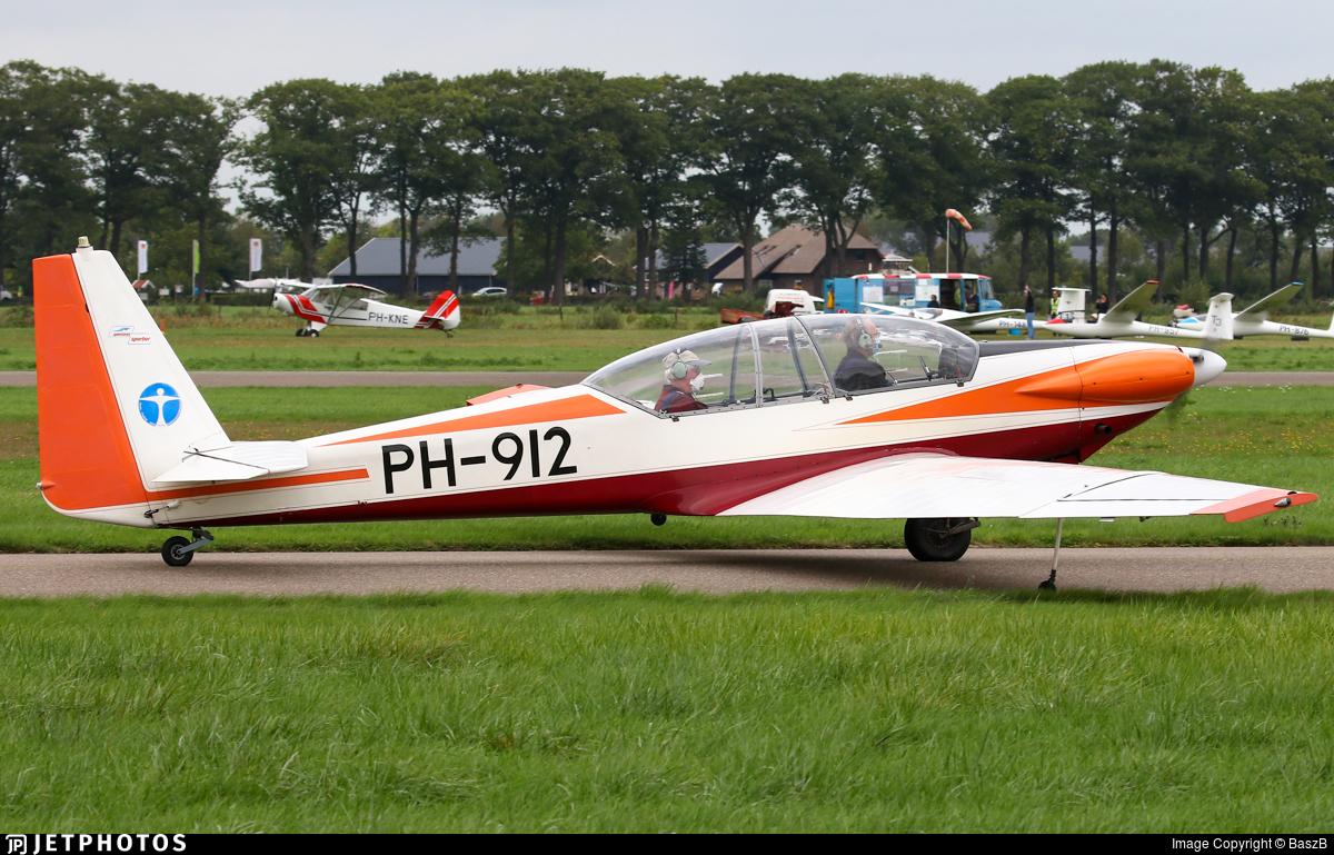 PH-912 - Sportavia Pützer RF5B Sperber - Private