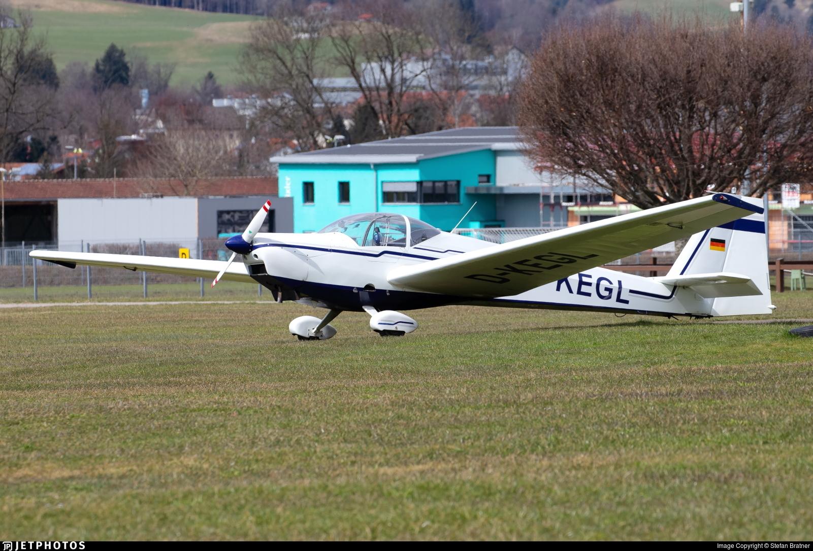 D-KEGL - Scheibe SF.25C Falke - Flugschule Michael Bergmann