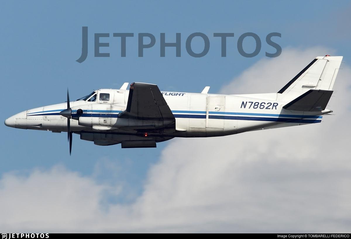 N7862R - Beechcraft 99 Airliner - Ameriflight