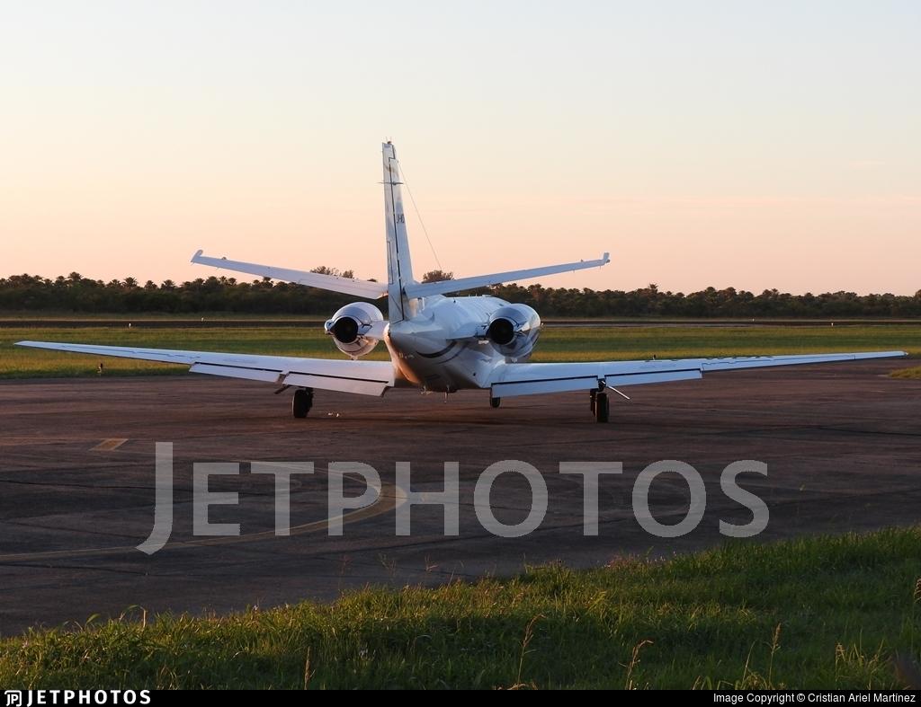 LV-WDR - Cessna 560 Citation V - Royal Class