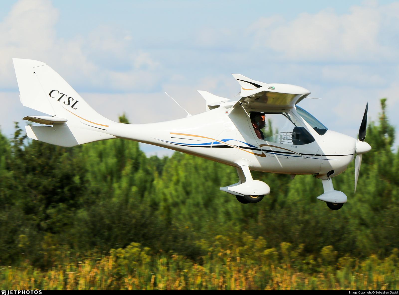 33APA - Flight Design CT SupraLight - Aeroclub Andernos Les Bains