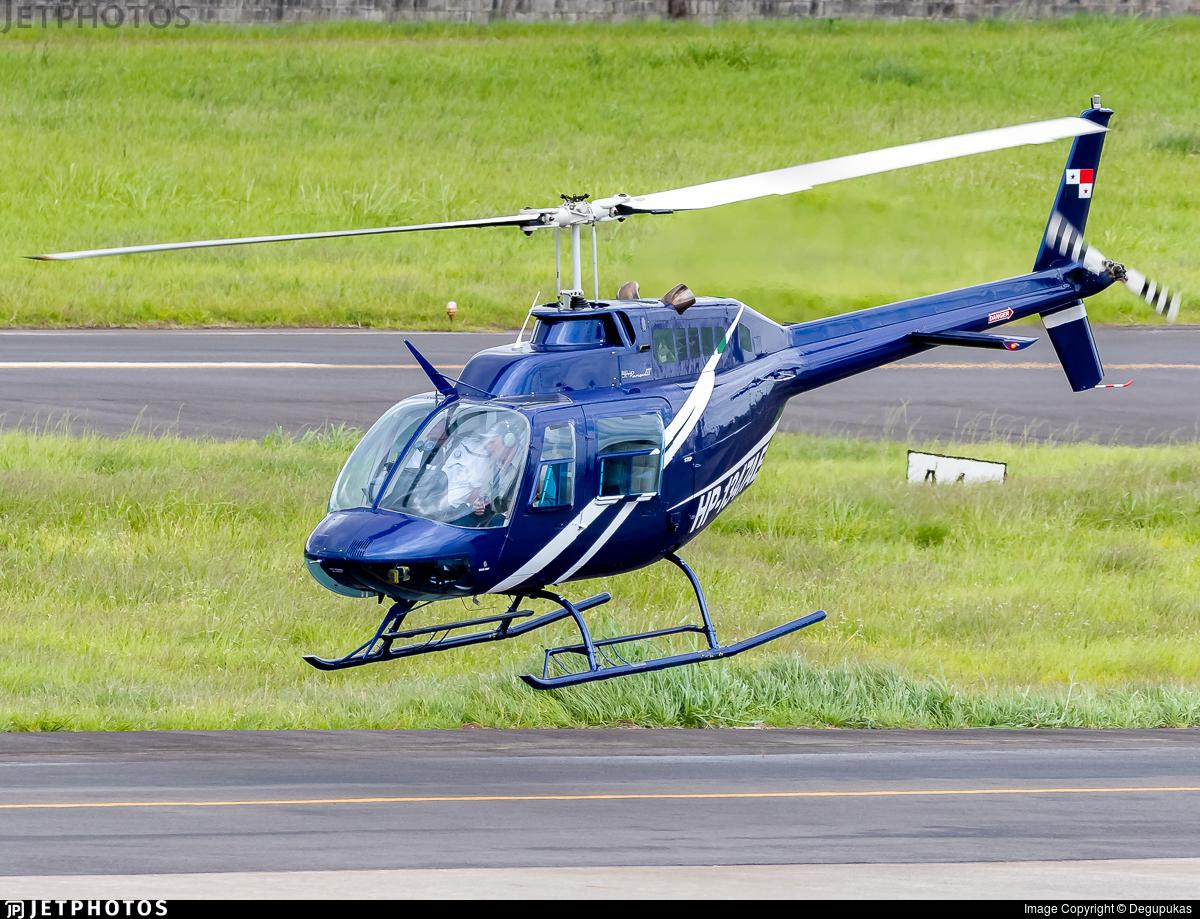 HP-1347AE - Bell 206B JetRanger III - Private